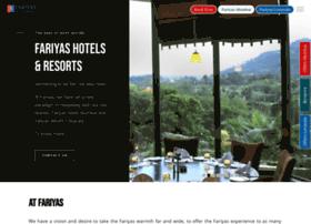 Fariyas.com thumbnail