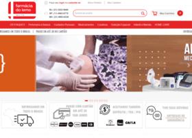 Farmaciadoleme.com.br thumbnail
