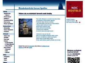 Farnost-sporilov.cz thumbnail