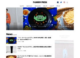 Fashion-press.net thumbnail