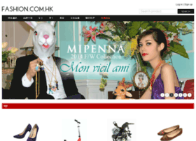 Fashion.com.hk thumbnail