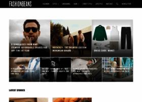 Fashionbeans.com thumbnail