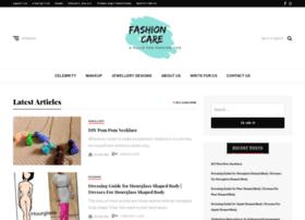 Fashioncare.in thumbnail