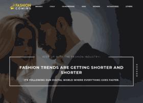 Fashioncoming.co.uk thumbnail
