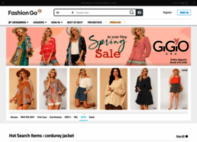 Fashiongo.net thumbnail