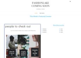 Fashionlake.com thumbnail