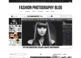 Fashion Photography Blog - A Resource for Fashion Photographers