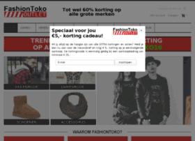 Fashiontoko.nl thumbnail