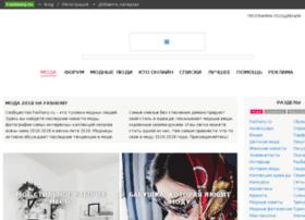 Fashiony.ru thumbnail