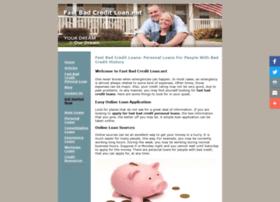 Fast-bad-credit-loan.net thumbnail