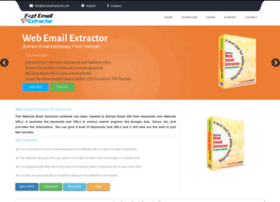 Fast-email-extractor.com thumbnail