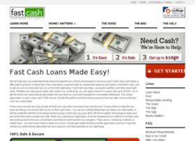 Fastcash.org thumbnail