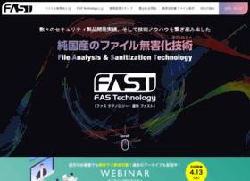 Fastechnology.jp thumbnail