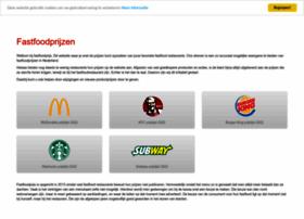 Fastfoodprijs.nl thumbnail