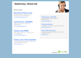 Fastmoney--direct.net thumbnail