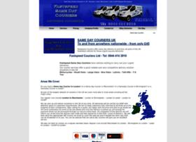 Fastspeedcouriers.co.uk thumbnail