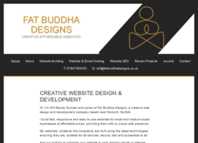 Fatbuddhadesigns.co.uk thumbnail
