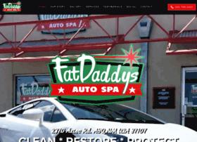 Fatdaddysautospa.net thumbnail