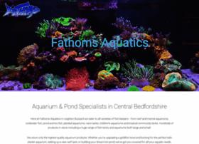 Fathomsaquatics.com thumbnail
