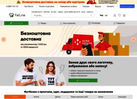Fatline.com.ua thumbnail