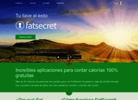 Fatsecret.com.mx thumbnail