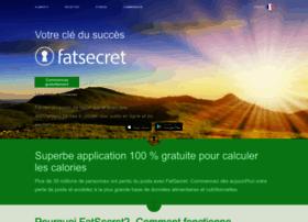 Fatsecret.fr thumbnail