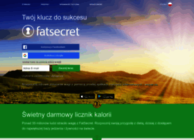 Fatsecret.pl thumbnail