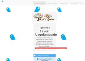 fav.takipciyurdu.com at WI. Takipçi Yurdu - Twitter Takipçi Kasma ...