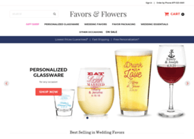 Favorsandflowers.com thumbnail