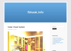 Fbhook.info thumbnail