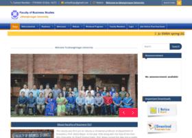 Fbsju.edu.bd thumbnail