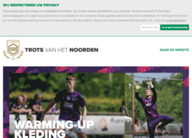 Fcgroningen.nl thumbnail
