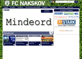 Fcnakskov.dk thumbnail