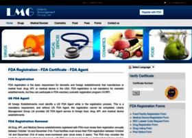 Fdaregistration-us.com thumbnail