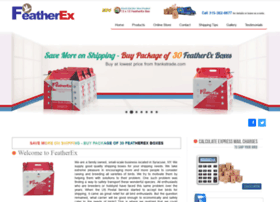 Featherex.com thumbnail