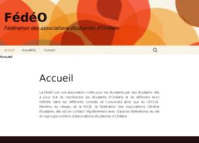 Fede-orleans.fr thumbnail
