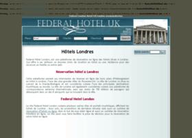 Federal-hotel-london.co.uk thumbnail