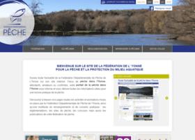 Federation-peche-yonne.fr thumbnail
