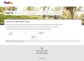 Fedex.ehr.com thumbnail