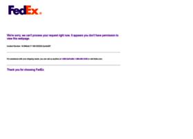 Fedex.nl thumbnail