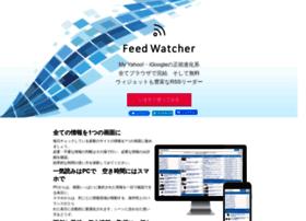 Feedwatcher.net thumbnail
