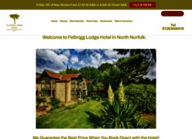 Felbrigglodge.co.uk thumbnail