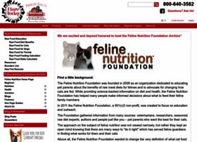Feline-nutrition.org thumbnail