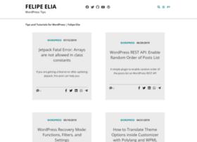 Felipeelia.dev thumbnail