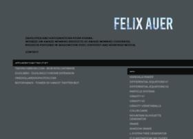 Felixauer.com thumbnail