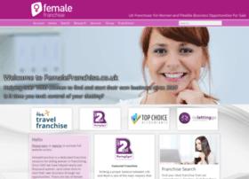 Femalefranchise.co.uk thumbnail