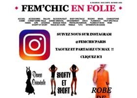 Femchic.fr thumbnail