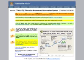 Femis.gov.fj thumbnail