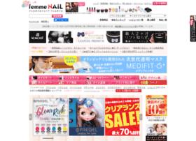 Femme-nail.jp thumbnail