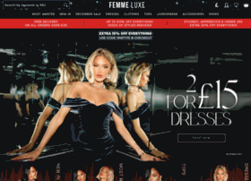 Femmeluxefinery.co.uk thumbnail